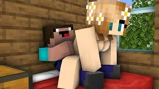 SEX IN MINECRAFT! NOOB vs PRO vs HACKER and GIRL! LOVE STORY in Minecraft Porn Animation Trolling