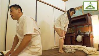 18 Japanese Hot Oil Massage Relaxing Full Body - Japan Pijat J A V Movie  Full HD DB